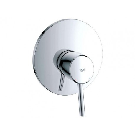 Bateria prysznicowa grohe concetto podtynkowa element zewn for Grohe o hansgrohe diferencias