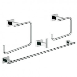Zestaw 4 w 1 GROHE ESSENTALS CUBE bad-set 40778001